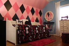 Monster High Tween Room