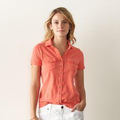 a714279f9 Khaki Slacks, School Dress Code, Sonoma Goods For Life, Dark Wash Jeans,