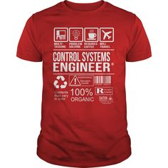 Awesome Tee For Control Systems Engineer T-Shirts, Hoodies. Get It Now ==► https://www.sunfrog.com/LifeStyle/Awesome-Tee-For-Control-Systems-Engineer-103691703-Red-Guys.html?id=41382
