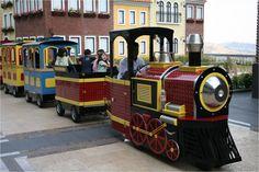 Expresso Mágico, Tren Infantil, Tren Infantil Expresso Mágico en México