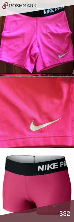 Youth Neon Pink Nike Shorts Reduced and firm Cool boy shorts Brand New shorts with a tag. Nike Shorts