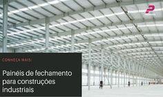 Painéis de fechamento para construções industriais Os painéis de fechamento para construções industriais são muito utilizados no Brasil, devido aos muitos benefícios que possuem, além dos pré-moldados terem se tornado uma das melhores opções ao construir. Vejas essas dicas simples e fáceis de serem aplicadas.