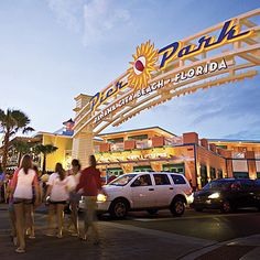 Pier Park at Panama City Beach! Pier Park North Opening Spring 2014!! Can't wait : )
