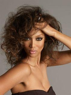 Tyra Banks - love her!