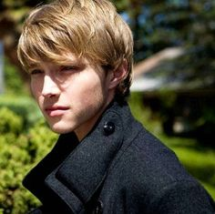 Sterling knight serious :-)