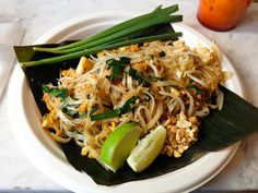 Pad Thai at Pok Pok Phat Thai