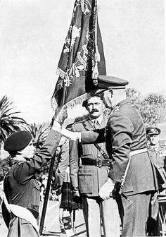 Cape Town Rifles regiment, South Africa 1967 #0501