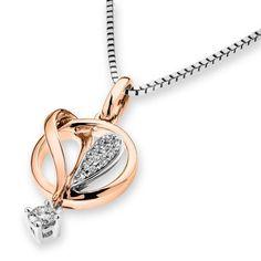 X1000Diamond 18K Rose & White Gold Heart in Circle Solitaire Diamond Pendant W/Silver Chain (0.09ct,G-H Color,SI1-SI2 Clarity) X1000Diamond http://www.amazon.com/dp/B00EVLEKLE/ref=cm_sw_r_pi_dp_D79Dvb0J7BT2H