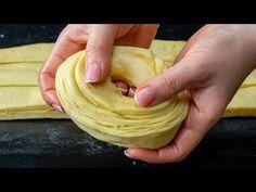 Annyira gyors, hogy 3 tepsivel is készíthetsz egy óra alatt. Készülj fel hozzá!Cookrate-Magyarország - YouTube Super Rapido, Peanut Butter, Fii, Youtube, Deserts, Roll Ups, Tray, Milk, Cooking