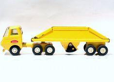 Vintage Toys Toy Cars Tonka Bottom Dump Truck by DoorCountyVintage, $30.00