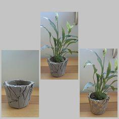 #handmade #home #decor #cement #flower
