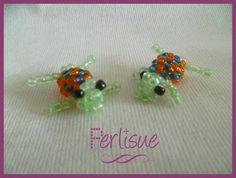 Perlisue: Mini Tortugas 3D