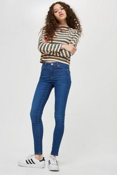 9fd23877 33 Best dark blue skinny jeans images | Casual outfits, Fall winter ...