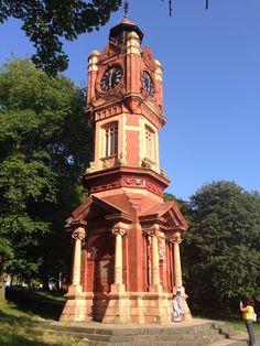 Big Clocks, Cool Clocks, British Architecture, Classical Architecture, Clock Town, Outdoor Clock, Brighton And Hove, Antique Clocks, Old Barns