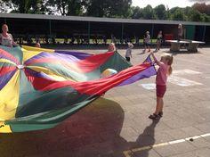 Sportdag OBS de Kraaienboom een groot succes
