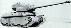 In August 1944, the Ordnance Corps recommended an experimental series of 15 T1E1s with a new turret, later known as the M6A1E2