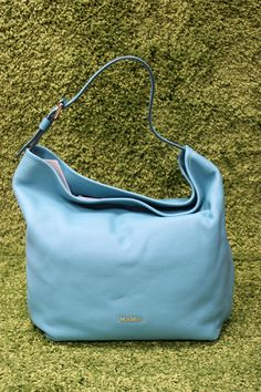 Max Mara bag, summer colour