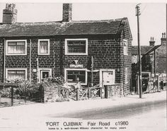 My birthplace Underground Bunker, Mother Goose, Bradford, Great Britain, Yorkshire, 1950s, History, Places, Outdoor