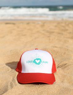 LOVE KAUAI. I want this hat!