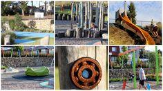 Cloverlea estate playground Chirnside Park (old golf club area)