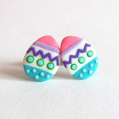 Easter Earrings Easter Jewelry Easter Outfit Easter Girls