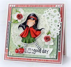 Cardz 'n' Scrapz: Little Red - It's a Good Day