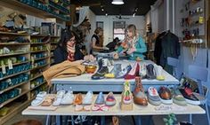 Cobbling together: the Brooklynites who gather to make handcrafted shoes   Money   The Guardian