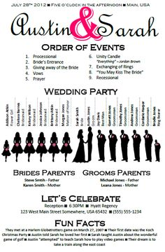 free funeral program templates selection of wedding program