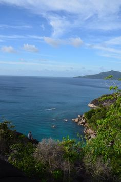 trail to Anse Major - Mahé - Seychelles