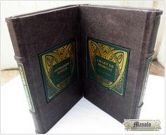 Cierre libros unidos por el frontal Bookbinding http://petry.es/category/manolo/encuadernacion/