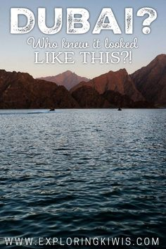 Exploring the other side of Dubai - calm, relaxed and humble, Hatta is the perfect staycation in the UAE. Find out what we recommend doing there with this guide to activities, accommodation, food and transport. Travel Guides, Travel Tips, Travel Around The World, Around The Worlds, Group Travel, Travel Alone, United Arab Emirates, Staycation, Solo Travel