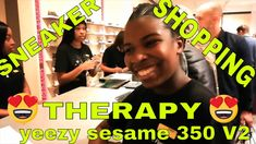 Sneaker Shopping Therapy Part 18 Yeezy Sesame Pickup