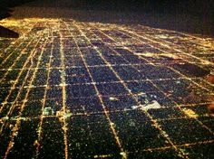#losangeles from the sky