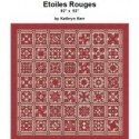 Links to 2017 Quilt Alongs at Busy Hands Quilts - Etoiles Rouges BOW