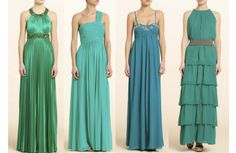 El vestido de inspiración helénica, ideal para una boda de tarde http://blog.primeriti.es/ceremonia/looks-de-boda-para-invitadas-vestidos-largos/