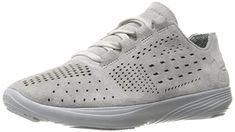 Under Armour Women's Street Precision Low Lux Cross-Trainer Shoe >>> Click image for more details.  This link participates in Amazon Service LLC Associates Program, a program designed to let participant earn advertising fees by advertising and linking to Amazon.com. Under Armour Store, Under Armour Women, Cross Trainers Shoes Women, Sneakers Fashion, Fashion Shoes, Silver Ankle Boots, Hunting Boots, Ladies Of London, Blue Suede