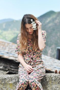 Late in the Day. #trend #floral