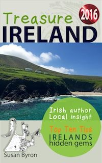 Ireland travel guide, Ireland's Hidden Gems.com is an independent website created by Irish travel writer, author, photographer and tour guide Susan Byron.