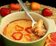 This creamy and slightly spicy chicken pie is low carb comfort food. {paleo & primal options}