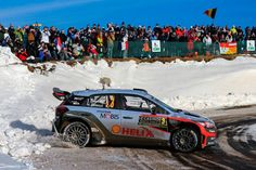Rallye Monte-Carlo 2016
