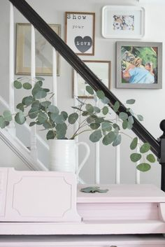 Spring Home Decor Ideas- Living Room with Painted Piano  {wineglasswriter.com}