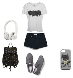 """""""#Batman!!!"""" by jamie2005 on Polyvore featuring interior, interiors, interior design, home, home decor, interior decorating, Zoe Karssen, MANGO, Keds and Beats by Dr. Dre"""