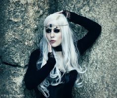 Black Stone Circlet by Nocturne