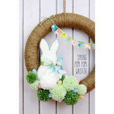 Sensational Spring Wreath DIY Projects - The Cottage Market