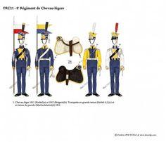 90. 8e Régiment de Chevau-légers-lanciers - Empire Histofig - Le site de jeu d'histoire