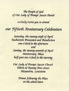 You Are Cordially Invited Church Anniversary Sample Google