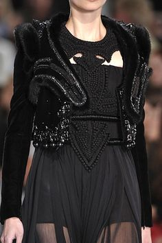 Givenchy Haute Couture | Fall 2009