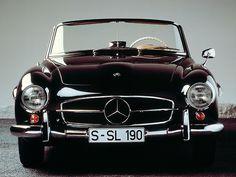 Mercedes S - SL 190