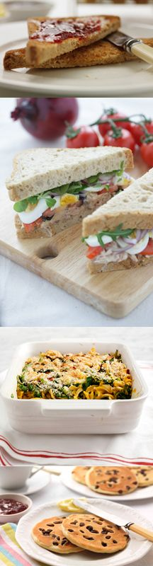7 days of planned Gluten Free Meals