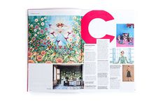 Revista ITCH on Editorial Design Served